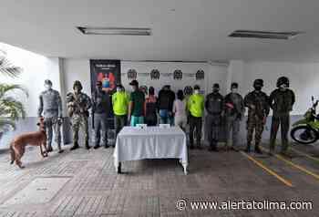 Cinematográficos allanamientos dejaron la captura de cuatro personas en Cunday - Alerta Tolima
