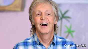 Paul McCartney bringt vegetarisches Kochbuch heraus – mit Rezepten seiner verstorbenen Frau - RND
