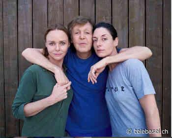 Paul McCartney veröffentlicht Vegi-Kochbuch - Telebasel