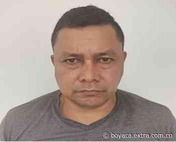 Capturado por agredir presuntamente a su pareja sentimental e hijos en Ráquira - Extra Boyacá