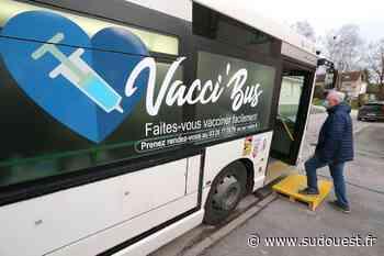 Audenge : opération Vaccibus, les inscriptions sont ouvertes - Sud Ouest