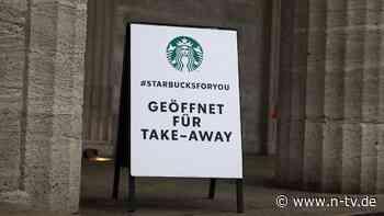 """""""E-Commerce auf Steroiden"""": 30.3. Starbucks feiert 50-Jähriges in der Pandemie"""