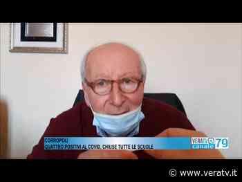 Corropoli - Quattro positivi al covid, il sindaco chiude le scuole - Vera TV