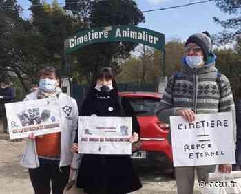 Gironde. Cimetière animalier à Cadaujac: « Ils détruisent nos tombes où reposent animaux et humains » - Le Républicain