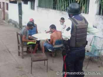 Municipales meten por los rieles a rumberos de Ocumare del Tuy - Últimas Noticias