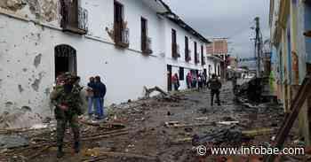 CIDH condena el atentado con carro bomba en Corinto, Cauca - infobae