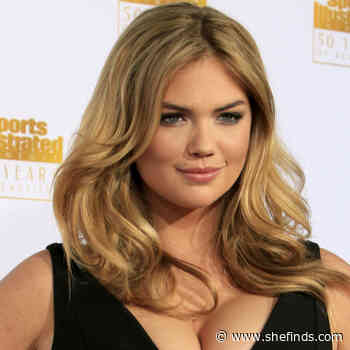 We Can't Believe Kate Upton Got Away With Wearing A High-Cut Suit THIS Racy On Instagram - SheFinds