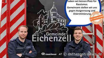 Jugendfeuerwehren der Gemeinde stellen sich gegen Rassismus - Osthessen News