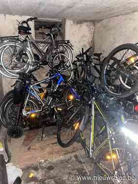 Politie klist twee fietsdieven