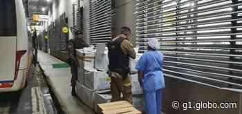 Uberlândia e Monte Carmelo recebem mais 38 respiradores para o tratamento de pacientes com a Covid-19 - G1