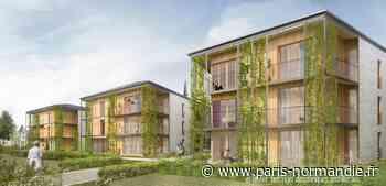 À Octeville-sur-Mer, près du Havre, 33 logements en centre-bourg livrés en 2024 - Paris-Normandie