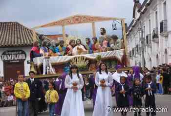 Semana Santa de Santa Fe de Antioquia se incluirá en lista de patrimonio cultural - RCN Radio