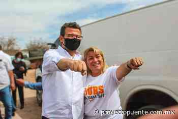 Ricardo Bours se reúne con vecinos de invasión en Agua Prieta, se compromete a ser mediador para buscar solución a asentamientos irregulares - Proyecto Puente