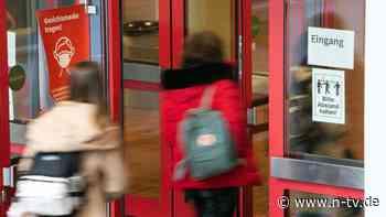 Inzidenz? Egal: Sachsen öffnet seine Schulen wieder