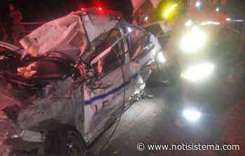 Accidente en San Juan de los Lagos cobró una vida - Notisistema