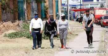 Parten peregrinos a San Juan de los Lagos - Pulso Diario de San Luis