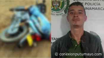 Señalado de asesinar a un mototaxista en Villagarzón, fue enviado a la cárcel - Conexión Putumayo