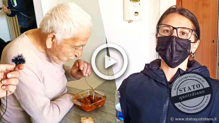 Vico del Gargano. La forza di Angelo, 84enne rimasto un'intera notte al gelo (VIDEO) - StatoQuotidiano.it
