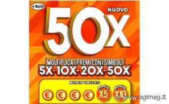 Vincita Gratta e Vinci, a Motta di Livenza (TV) vinti 20.000 euro con il tagliando '50X' - AGIMEG