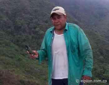 Colaborador en maquinaria de la Alcaldía de La Jagua de Ibirico murió en un accidente - ElPilón.com.co