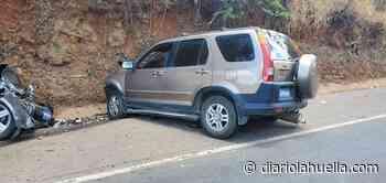 Accidente de tránsito provoca la muerte de un joven en Guazapa - Diario La Huella