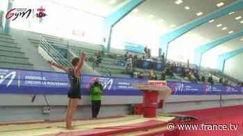 Gymnastique - Top 12 : Alexis Blin et Noisy-le-Grand font l'écart au saut ! - france.tv