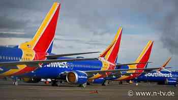 Nach Flugverbot für 737 MAX: Southwest beschert Boeing Milliardenauftrag