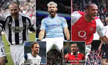JOE BERNSTEIN: Where does Aguero rank in top 10 all-time Premier League strikers?