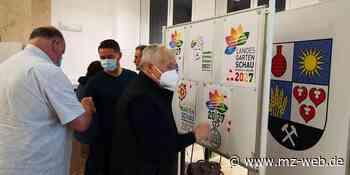 Bewerbung von Bitterfeld-Wolfen: Bürger können über Logo zur Gartenschau abstimmen - Mitteldeutsche Zeitung