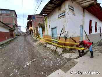 150 viviendas patrimoniales a punto de colapsar en Abejorral - Telemedellín