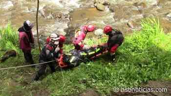 Rescataron cadáver de una adulta mayor en Gualmatán | HSB Noticias - HSB Noticias