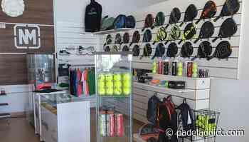 Nace la segunda tienda Padel Nuestro Express en Granada - Padel Addict
