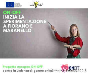 """""""ON-OFF"""": al via la sperimentazione a Fiorano Modenese e Maranello - sassuolo2000.it - SASSUOLO NOTIZIE - SASSUOLO 2000"""