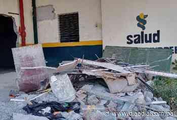Sigue la incertidumbre por futuro de centro de salud de Bejuco - Día a día