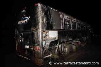 Coroner says lack of seatbelts a factor in fatal Bamfield bus crash – Terrace Standard - Terrace Standard
