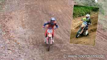 Motocross: Altenburger Duo kämpft um nationalen Titel - Sportbuzzer