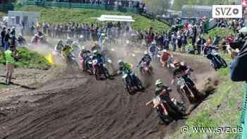 Motocross: Osterruhe statt Renn-Action auf Lübtheener Bahn | svz.de - svz – Schweriner Volkszeitung