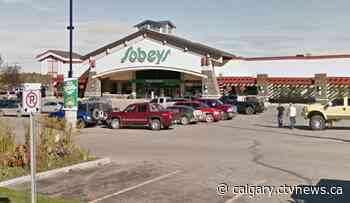 Multiple cases of COVID-19 reported at Rocky Mountain House Sobeys store | CTV News - CTV Toronto