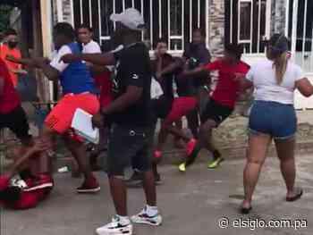 Juego de fútbol termina en pelea en Pacora - El Siglo Panamá