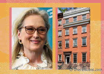 Meryl Streep's former West Village home sells for half of original ask - The Real Deal