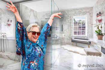 Frozen food tycoon sells Meryl Streep's 'opulent bathroom' for $17.5M - New York Post