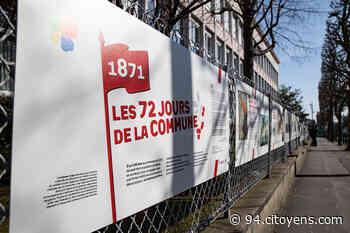 150ème anniversaire de la commune de Paris: expo à Bonneuil-sur-Marne - 94 Citoyens
