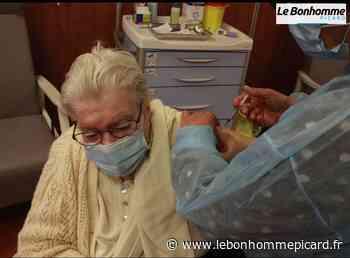 Grand Roye et Avre-Luce-Noye/Covid-19 : vaste opération coup-de-poing de vaccination jusqu'à lundi pour les plus de 75 ans - Le Bonhomme Picard