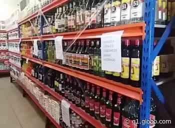 Prefeitura de Cataguases proíbe venda de bebidas alcoólicas em novo decreto durante a Onda Roxa - G1