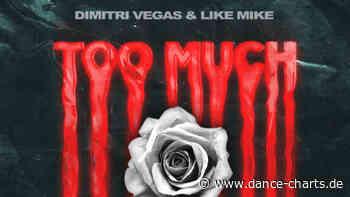 Dimitri Vegas & Like Mike, DVBBS & Roy Woods – Too Much - Dance-Charts