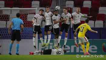 Elfer verschossen: U21 zieht dramatisch in EM-Viertelfinale ein