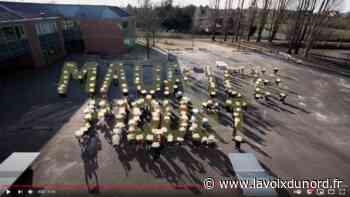 Isbergues: en vidéo et en musique, les élèves de Maurice-Piquet vous font visiter leur collège - La Voix du Nord