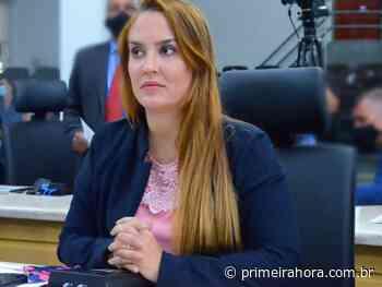 Kalynka cita segurança e questiona centralização de vacinas na Escola Pindorama - Primeira Hora