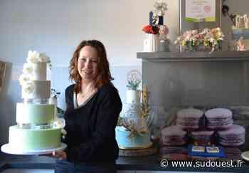 Martignas-sur-Jalle : elle confectionne des pâtisseries personnalisées - Sud Ouest
