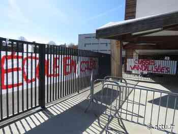Yvelines. Mantes-la-Ville : six salles de classe vandalisées cette nuit à l'école des Merisiers - actu.fr